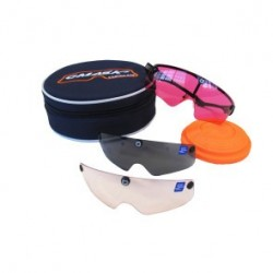 SET C-MASK II 3 LENTES