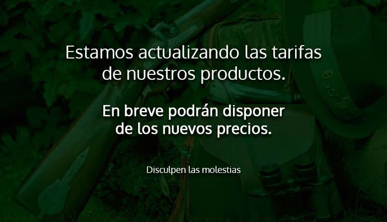 Actualización tarifas